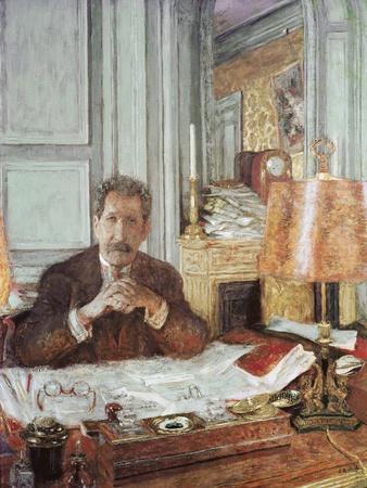 Portrait of Philippe Berthelot