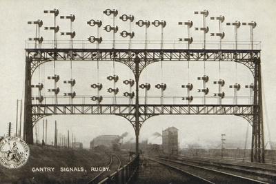 Gantry Signals, Rugby
