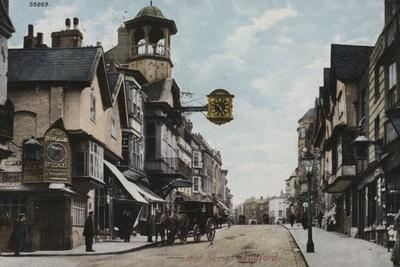 High Street, Guildford