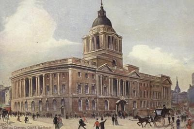 London, Central Criminal Court, Old Bailey