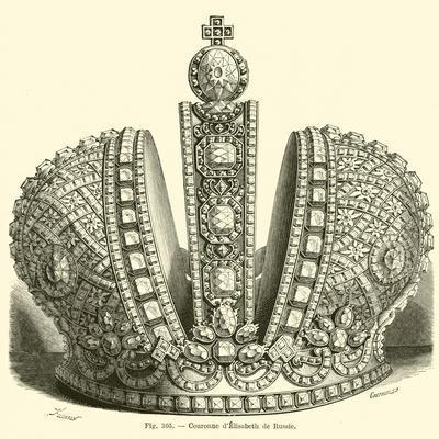 Crown of Elizabeth of Russia