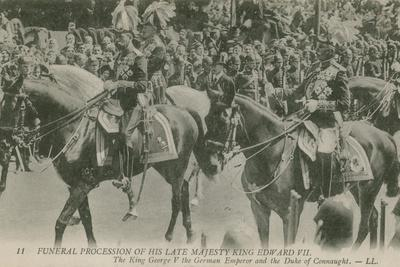 Funeral Procession of Edward VII