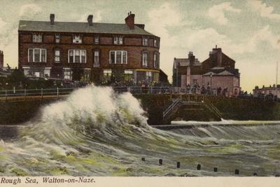 Rough Sea, Walton-On-Naze