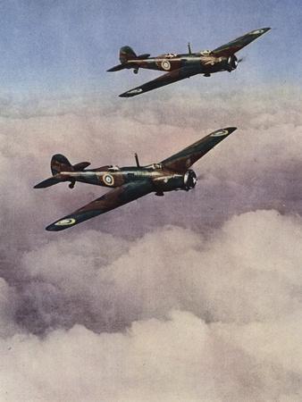 Vickers Wellesley Long-Range Bombers