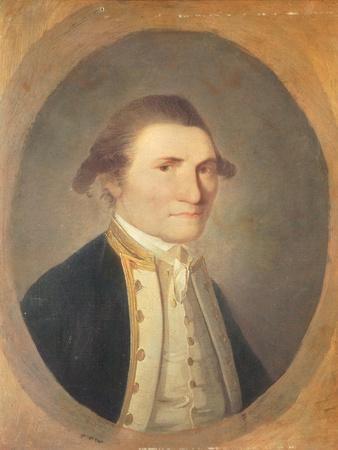 Portrait of James Cook