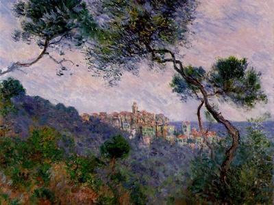 Bordighera, Italy, 1884