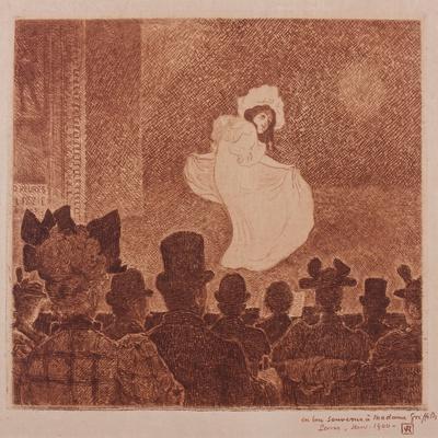 Le Café Concert', 1896