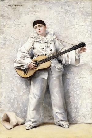 Pierrot, 1886