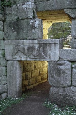 Lions Gate, Butrint