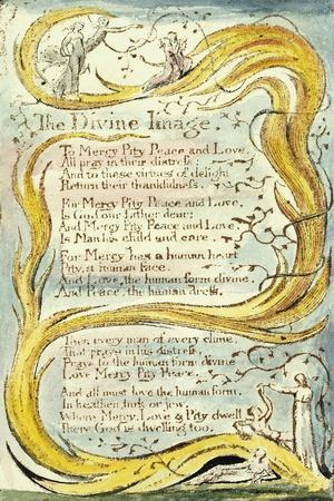 The Divine Image, 1789