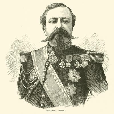 Marshal Leboeuf, 1871