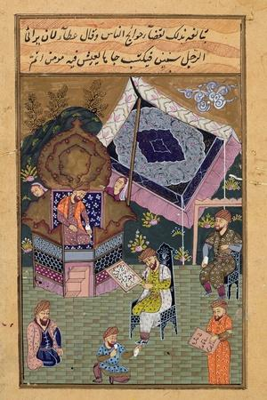 Emperor Jahangir