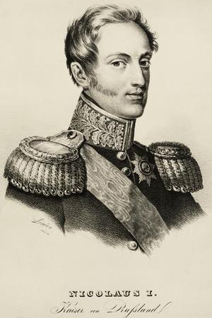 Nicholas I Romanov