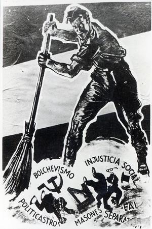 Nationalist Propaganda Poster, 1939