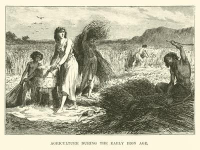 Agriculture During the Early Iron Age