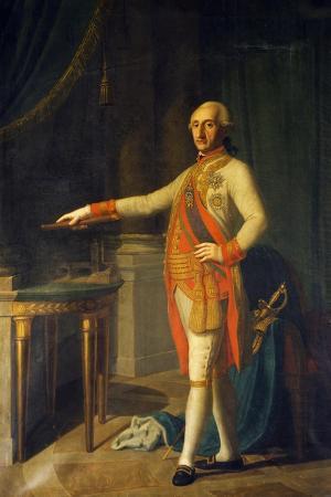Portrait of Rinaldo Ercole III D'Este