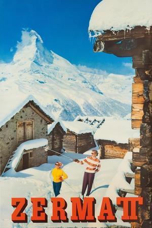 Zermatt, 1959