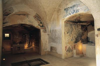 View of Crypt