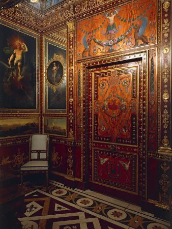 Platinum Room, Royal Palace, Aranjuez