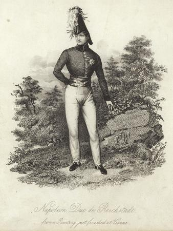Portrait of Napoleon II