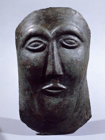 Bronze Mask from Chiusi