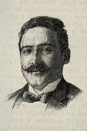 Portrait of Giuseppe De Felice-Giuffrida