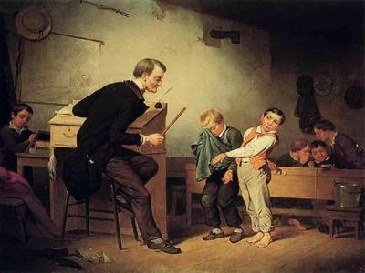 The Punishment, 1850