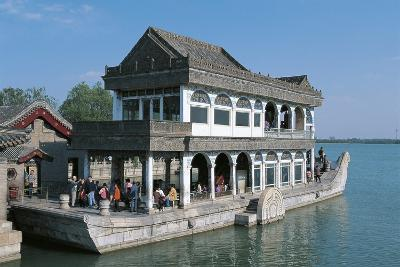 China, Beijing, Imperial Summer Palace