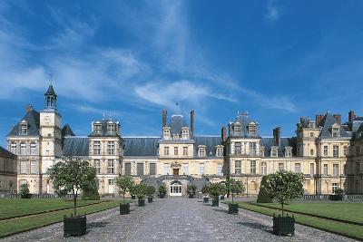 France - Île-De-France - Palace of Fontainebleau