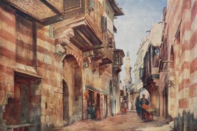 Cairo: Sharia Darb El Gamamiz