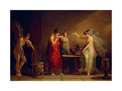 Legend of Cupid and Psyche