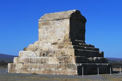 Tomb of Cyrus Great, Pasargad