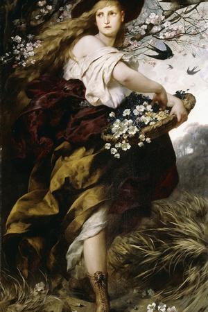 Flora, 1883