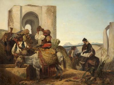 Ronda, Spanish Travellers, 1864