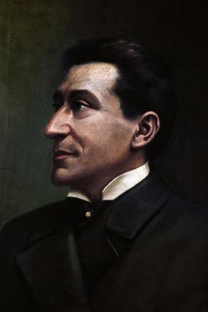 Portrait of Ermete Novelli