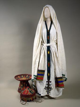 Costume of a Jewish Woman