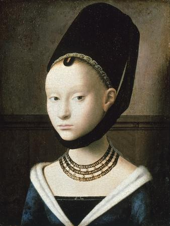 Portrait of Young Girl, 1470