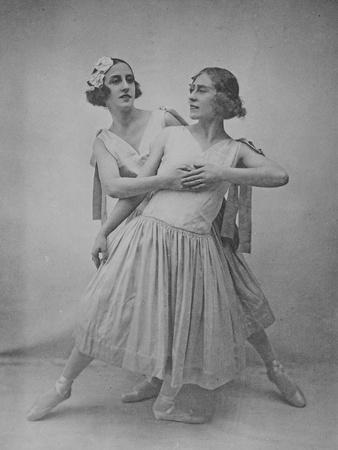 Lubov Tchernicheva and Lydia Sokolova
