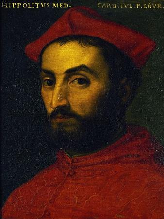 Portrait of Ippolito De Medici