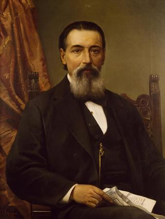 Portrait of Francesco Hermet