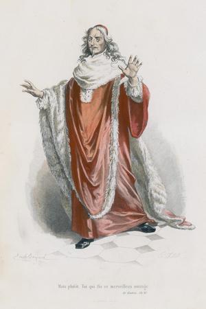Le Lutrin, Ch VI