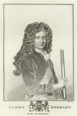James Berkley, Earl of Berkley