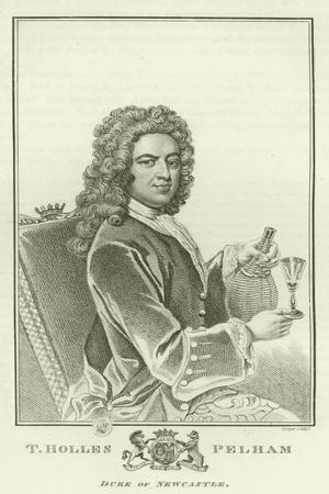 Thomas Holles Pelham, Duke of Newcastle