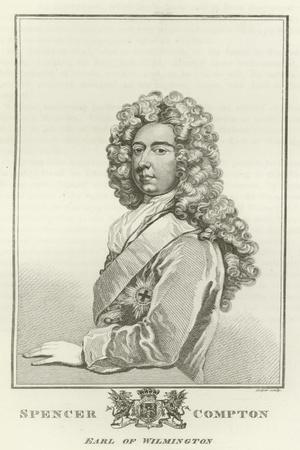 Spencer Compton, Earl of Wilmington