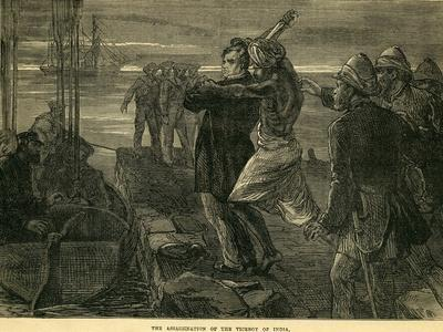 The Assassination of the Viceroy of India, 1872