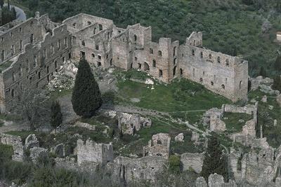 Despot's Palace, Mistra