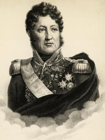 Portrait of Louis-Philippe I of Orleans