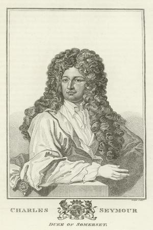Charles Seymour, Duke of Somerset