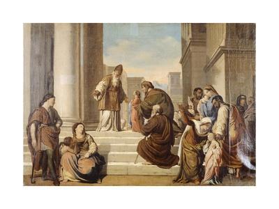 Presentation in Temple