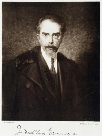 Portrait of Franz Schalk